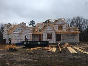 Home Construction Sanford NC